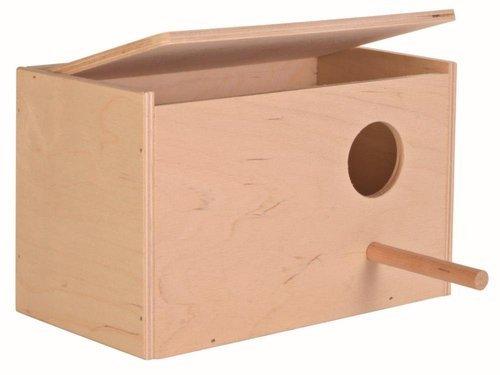 Домик для попугаев волнистых для размножения