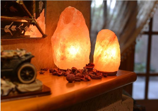 Соляные лампы для попугаев